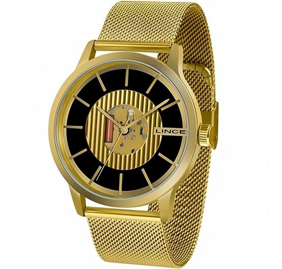 Relógio Masculino Lince Mrg4603s P1kx Barato Original
