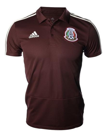 Playera México Polo Original Ahora Con Envío Gratis