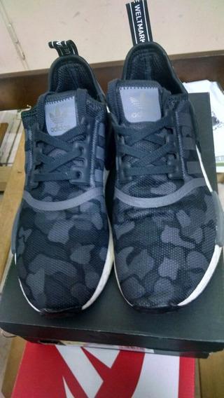 Zapatillas adidas Nmd 1 Gris