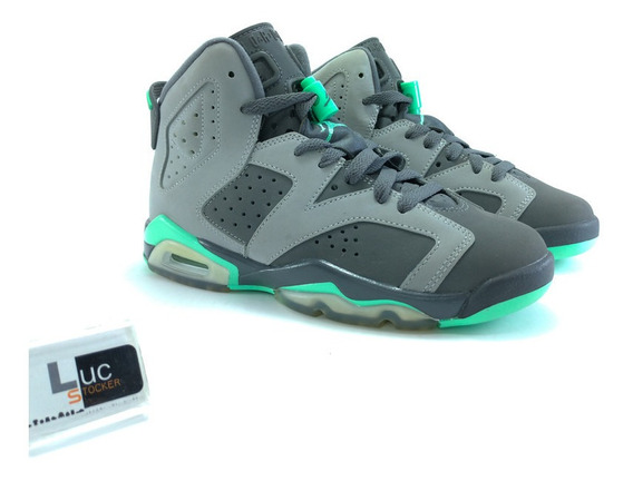 Tênis Nike Air Jordan 6 Retro - Tam. 34 - 100% Original