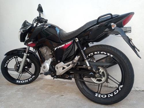 Imagem 1 de 9 de Honda Fan 160