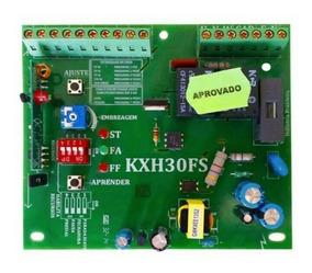 Placa Central Comando Kxh30fs Sensor Hal Bivolt Motor Rossi