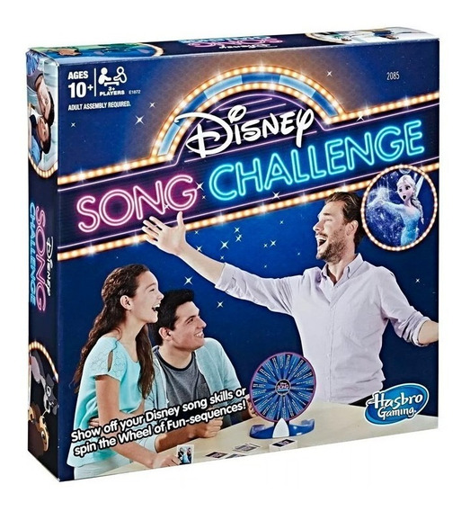Disney Desafio De Canciones E18724680 E.full