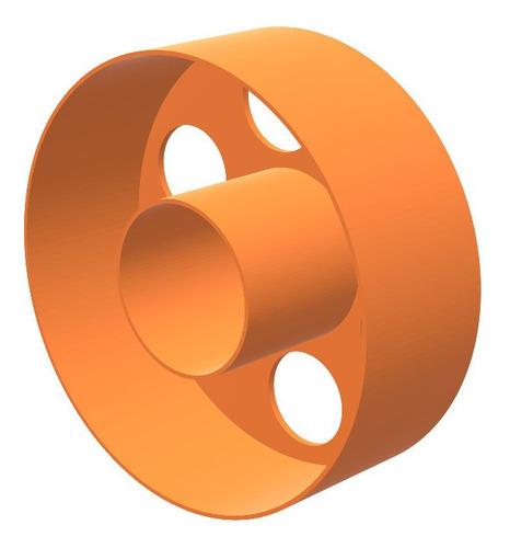 Cortante Molde Donas Donut 9cm Tamaño Forma Personalizable