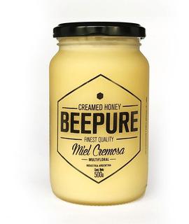 Miel Beepure Cremosa Premium 500 G | Oferta
