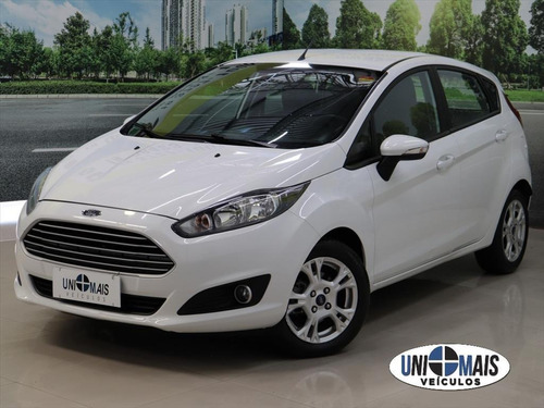 Fiesta 1.6 Se Hatch 16v Flex 4p Powershift