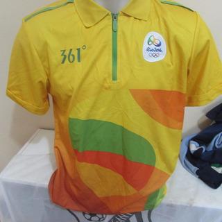 Camisa Da Olimpíadas 2016 Rio