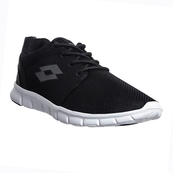 Tenis Oxygen-one Lotto Negro Men