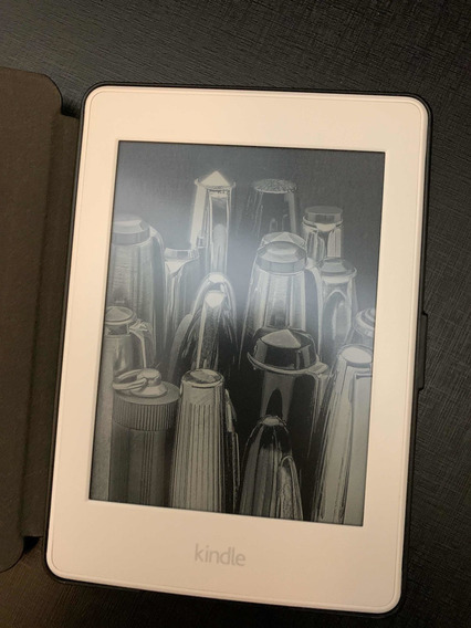 Kindle Paperwhite 4gb Wi-fi + Capa