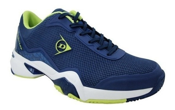 Zapatillas De Tenis Padel Dunlop Srixon Revo Paddle - Olivos