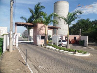 Apartamento Residencial Para Locação, Jardim Santa Maria (nova Veneza), Sumaré. - Ap3406