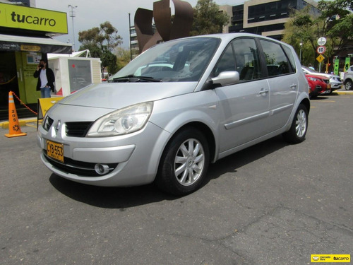 Renault Scenic Ii At 2.0