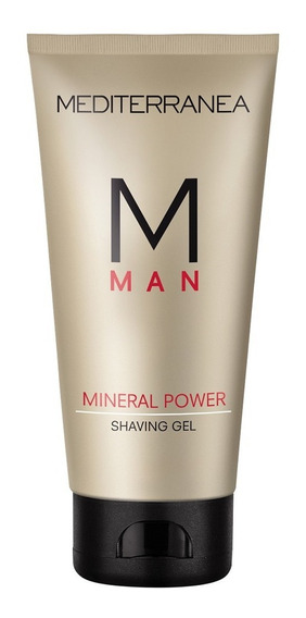 Gel Post Afeitado Para Hombre After Man Shave Mineral Power