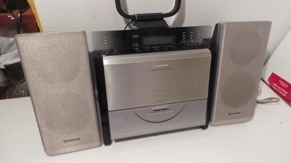 Cd Stereo Panasonic System Sa En7 Raridade