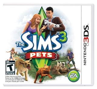 The Sims 3: Pets - Nintendo 3ds Up Shop