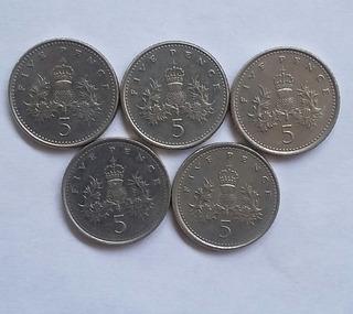 Lote 23 Monedas Inglaterra
