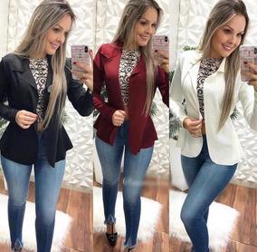 0e7024c7e Blazer Colcci Colecao De Inverno Casacos Feminino - Blazer no ...
