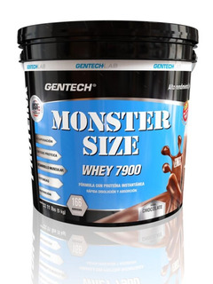Proteina Whey Gentech 5 Kg Monster Size