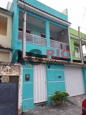 Casa De Rua-à Venda-marechal Hermes-rio De Janeiro - Vvca20021