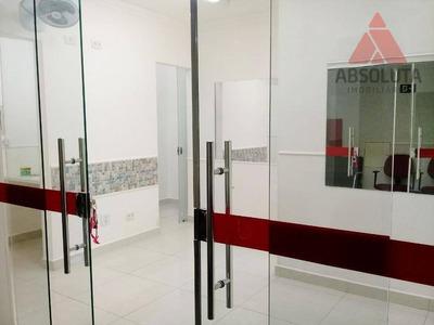 Sala Para Alugar, 50 M² Por R$ 850/mês - Jardim Girassol - Americana/sp - Sa0103