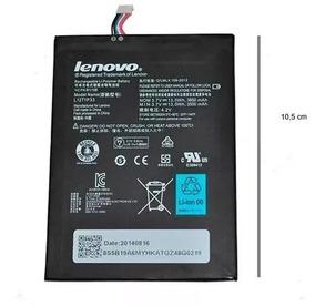 Bateria Tablet Lenovo L12t1p33 Original A1000 A1010 A3000
