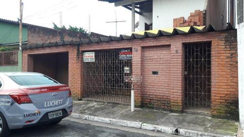 Imagem 1 de 15 de Casa Para Venda Em São Paulo, Vila Piracicaba, 3 Dormitórios, 1 Suíte, 2 Banheiros, 8 Vagas - V230_2-1161401