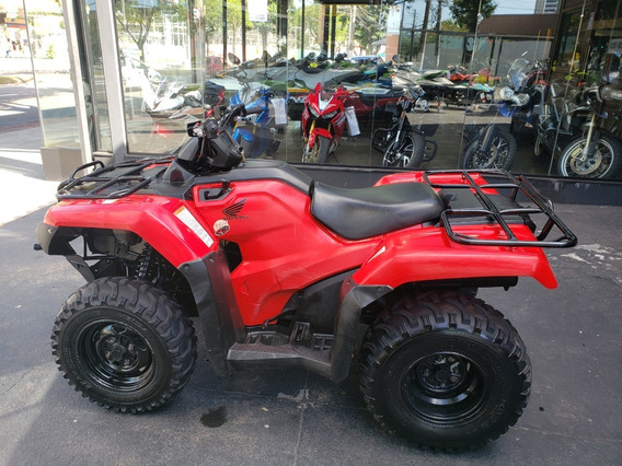 Quadriciclo Honda Fourtrax 2015