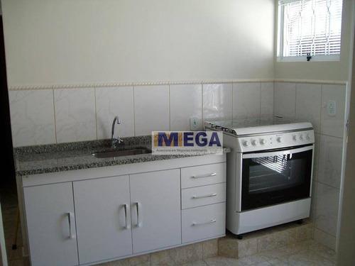 Casa Com 3 Dormitórios À Venda, 100 M² - Vila Miguel Vicente Cury - Campinas/sp - Ca1975