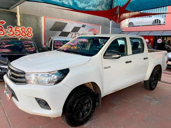 Toyota Hilux Cd 4x4 2.8 Diesel Mecânica