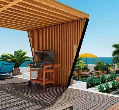 Zona Hotelera Nuevo Proyecto Con Vista Al Mar Frente A Playa