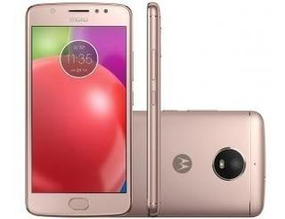 Smartphone Motorola Moto E4 16gb Ouro Rosê