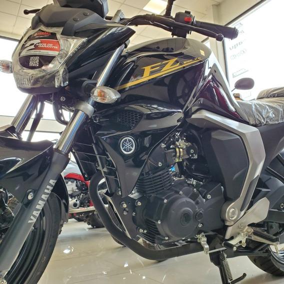 Yamaha Fz Fi 150 12 Cuotas Fijas Con Formularios Patronelli