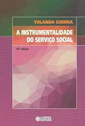 Livro Instrumentalidade Do Serviço Social, Yolanda Guerra