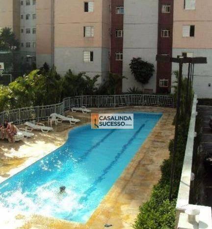 Imagem 1 de 15 de Apartamento Com 3 Dormitórios À Venda, 63 M² Por R$ 330.000,00 - Cidade Patriarca - São Paulo/sp - Ap4721
