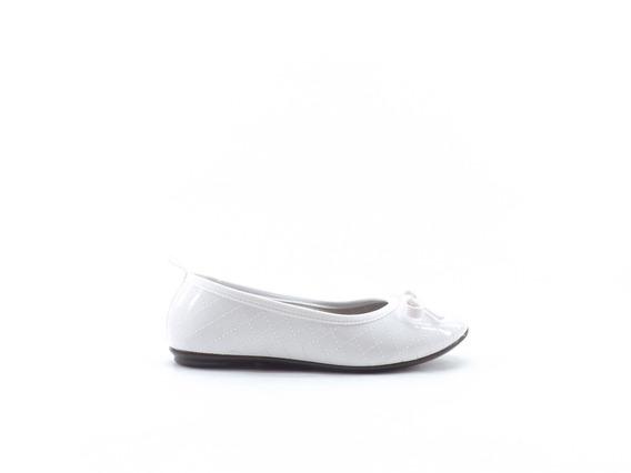 Zapato Acharolado Molekinha Balerina Liquidacion 2502.351