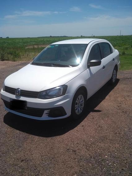 Volkswagen Voyage 1,6 Con Gas De 5° Generacion!!!!