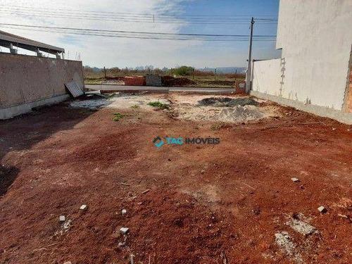 Imagem 1 de 4 de Terreno À Venda, 163 M² Por R$ 147.000,00 - São Luiz - Paulínia/sp - Te0401