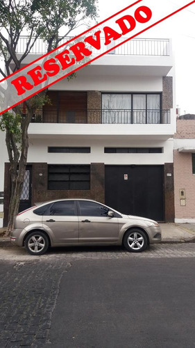 Balbastro Al 800-parque Chacabuco-capfed-casa 5 Amb Con Local