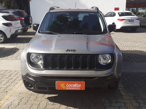 Imagem 1 de 5 de Jeep Renegade 1.8 16v Flex Sport 4p Automático