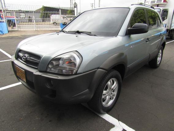 Hyundai Tucson Gl 4x4