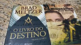 Brad Meltzer 2 Livros