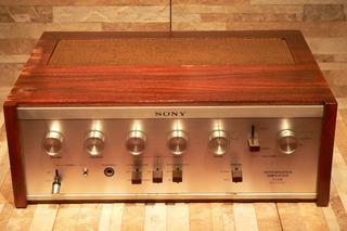 Amplificador Sony Ta-1120a Japan Su-distribuidor