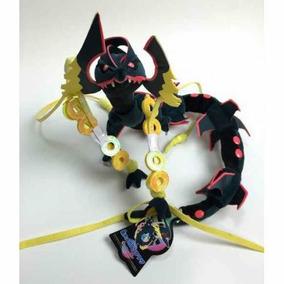 Peluche Mega Rayquaza Shiny Original Pokemon Center Japón