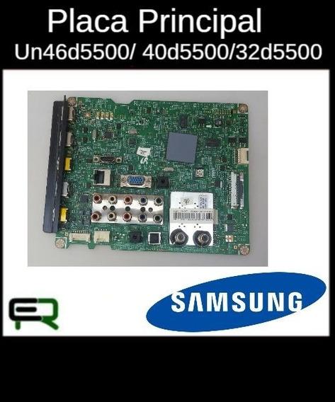 Placa Principal Samsung Un46d5500/ 40d5500/32d5500