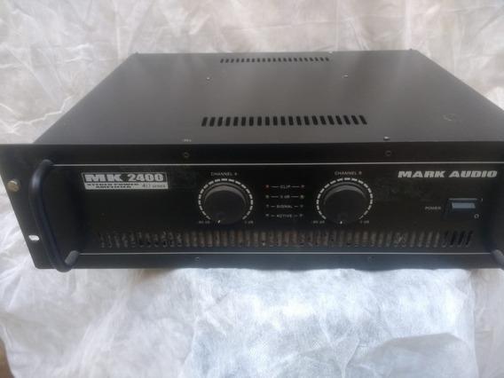 Potencia Mark Audio Mk 2400