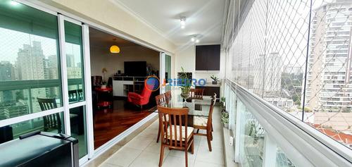 Apartamento Alto Padrão 3 Suítes, 3 Vagas, Varanda Gourmet Para Venda Em Água Fria São Paulo-sp - 900980