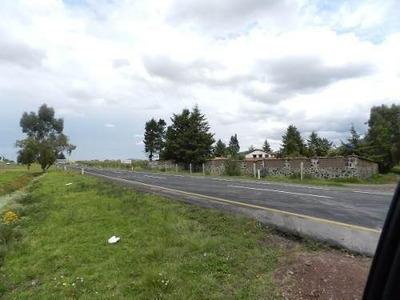 Terreno Industrial Carretera Toluca-atlacomulco