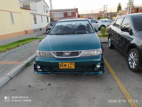 Nissan Sentra B14 Xe
