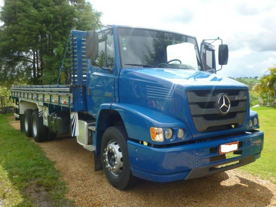 Mercedes Benz Mb 2324 Atron 2014 Carroceria