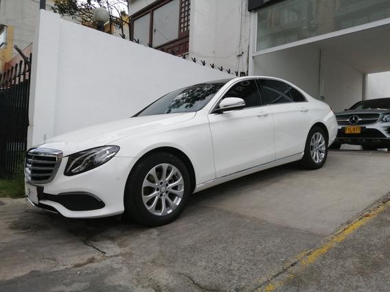 Mercedes-benz Clase E 200 2018